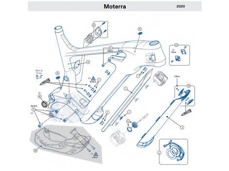 Sabot protection moteur Cannondale K34070