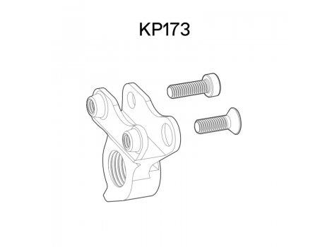 Patte dérailleur Cannondale KP173