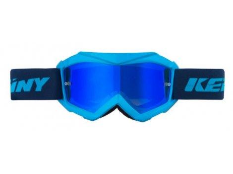 Masque VTT Kenny Track+ Kid Bleu Cyan - 2020