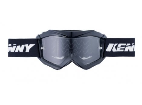 Masque VTT Kenny Track Kid Noir Black - 2020