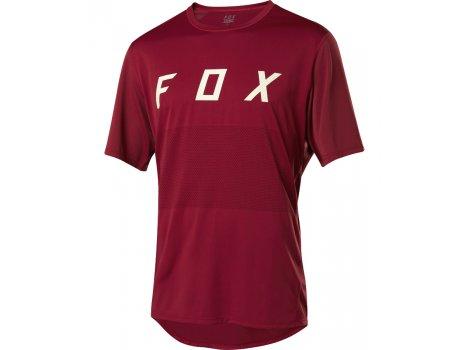 Maillot vélo Fox Ranger Chili Rouge - 2020
