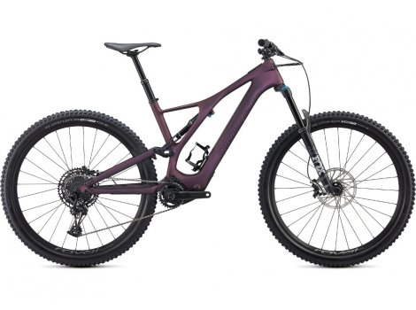 VTT électrique Specialized Turbo Levo SL Comp Carbon 320 Wh Violet - 2020