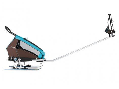 Kit Ski pour remorque enfant Croozer