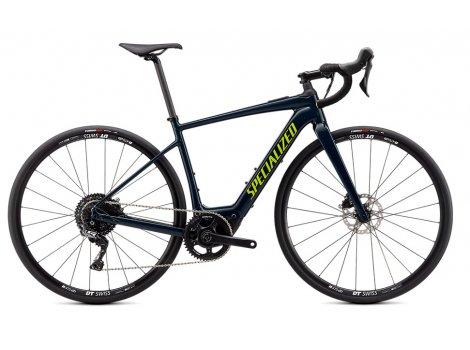 Vélo route électrique Specialized Creo SL Alu comp 320 Wh Bleu - 2020