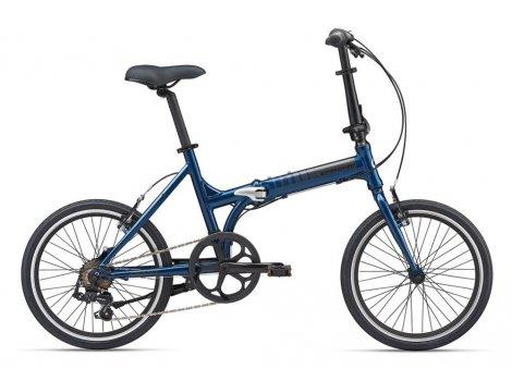 Vélo pliant Giant Expressway 2 bleu - 2020