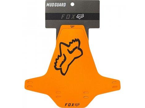 Garde Boue VTT Fox Mudguard Noir