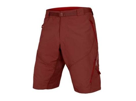 Short VTT Hummvee II Rouge Bordeaux