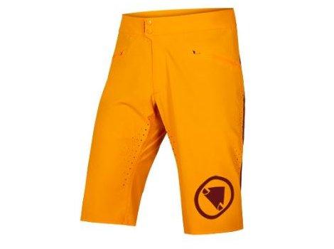 Short VTT Endura SingleTrack Lite Orange mandarine