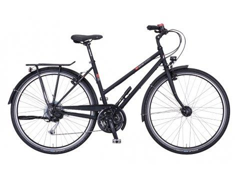 Vélo randonnée VSF-Fahrradmanufaktur T100 27 g HS11 Trapeze- 2020