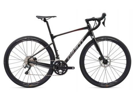 Vélo gravel Giant Revolt 1 Hydraulic - 2020