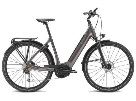 Vélo ville électrique Giant Anytour E+ 2 LDS 500 Wh - 2020