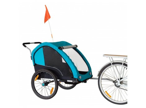 Remorque vélo enfant Bike Original Kid Aluminium