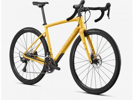 Vélo gravel Specialized Diverge Sport Carbon Jaune - 2021