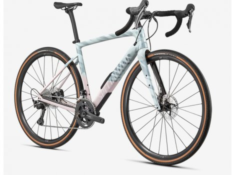 Vélo gravel Specialized Diverge Comp Carbon Bleu Ice - 2021