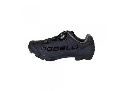 Chaussures VTT Rogelli AB-410 MTB Noir - 2020