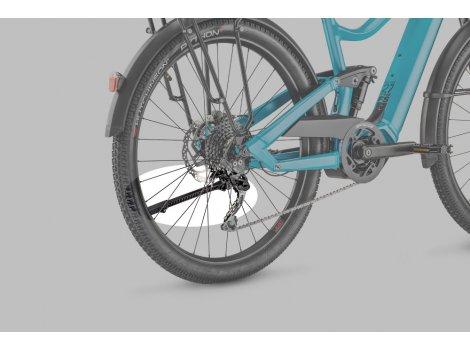 Béquille vélo Moustache Bikes KS-SW002 - spécial tout-suspendu