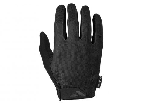 Gants vélo été longs Specialized Body Geometry Noir - 2020