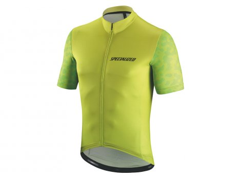 Maillot vélo Specialized RBX Terrain fluo -2020