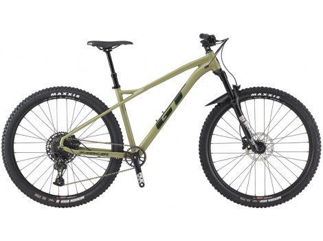 VTT All mountain GT Zaskar LT Expert - 2021