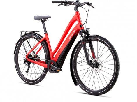 Vélo ville électrique Specialized Turbo Como 3.0 Blanc - 2020