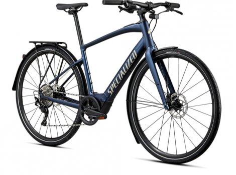 Vélo électrique Turbo Vado SL 4.0 Eq 250 Wh Bleu - 2020