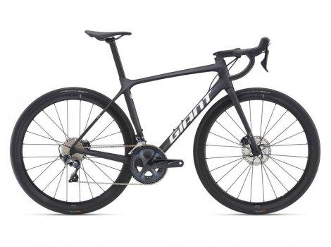Vélo route Giant Tcr Advanced Pro Team Disc - 2021