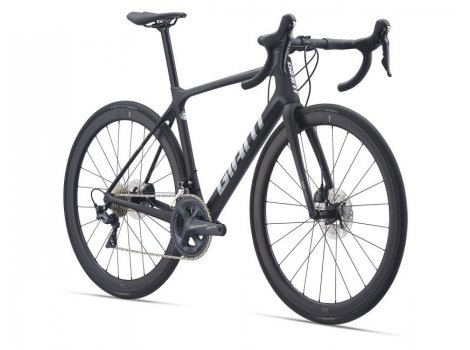 Vélo route Giant Tcr Advanced Pro Team Disc - 2021