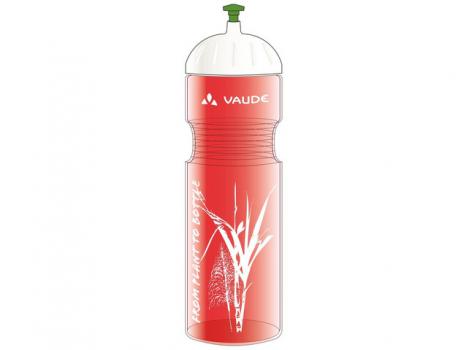 Bidon vélo Vaude  Organic Plastics 75 ml Rouge