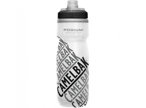 Bidon Camelbak Podium Ice Gris Race Edition - 0.6L