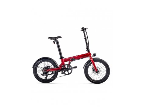 "Vélo électrique pliant Eovolt Confort 20"" Light Orange 250W"