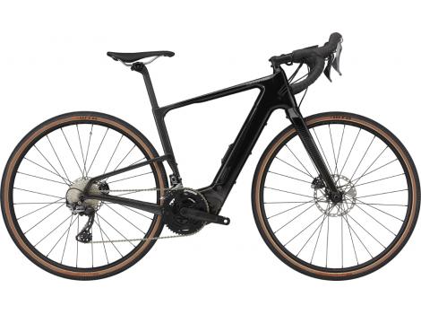 Vélo gravel électrique Cannondale Topstone Neo Carbon 2 Noir - 2021