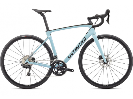 Vélo route Specialized Roubaix sports bleu - 2021