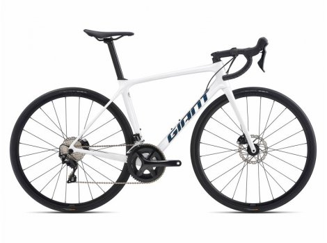 Vélo de route Giant TCR Advanced 2 Disc Pri Compact - 2021