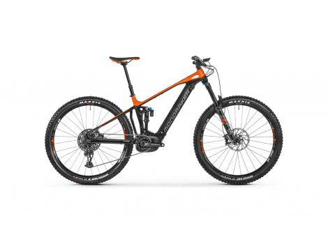 VTT Mondraker Crafty R 29 - Noir/Orange - 2021