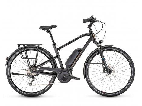 Vélo électrique Moustache Bikes SAMEDI 28.1 Noir-2021