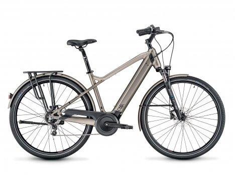 Vélo électrique Moustache Bikes SAMEDI 28.3 Gris-2021