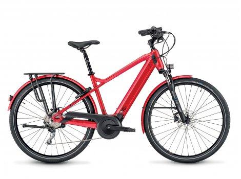 Vélo électrique Moustache Bikes SAMEDI 28.5 Rouge-2021