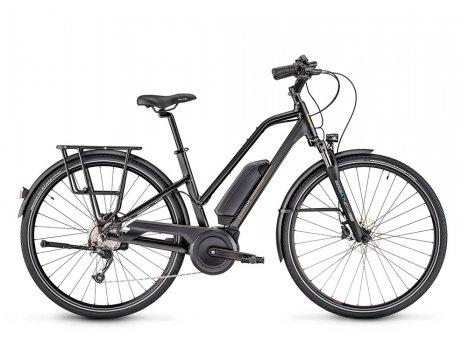 Vélo électrique Moustache Bikes SAMEDI 28.1 OPEN Gris-2021