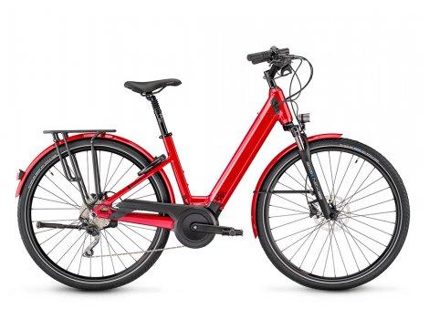 Vélo électrique Moustache Bikes SAMEDI 28.5 OPEN Rouge-2021