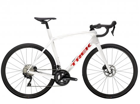 Vélo Route Trek Domane SL 5 Crystal White - 2021
