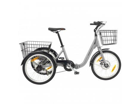 Tricycle électrique pliant Monty E132 Gris - 2020