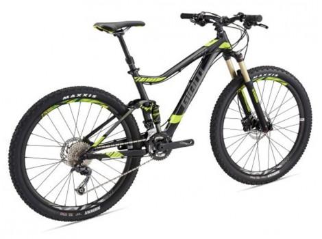 Vélo VTT Tout-suspendu Giant Stance 2 27.5' - 2018