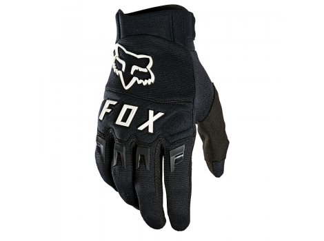 Gants VTT Fox Dirtpaw Noir/Blanc - 2021
