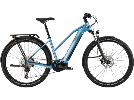 VTC électrique Cannondale Tesoro Neo X2 Remixte - 2021