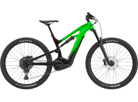 VTT électrique Cannondale Moterra Neo Carbon 3 Plus 29 Vert - 2021