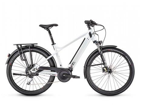 Vélo électrique Moustache Bikes SAMEDI 27 XROAD 3 Blanc-2021