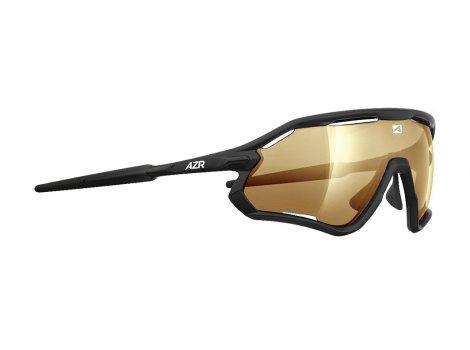 Lunettes AZR Attack RX Noire mat - 4051