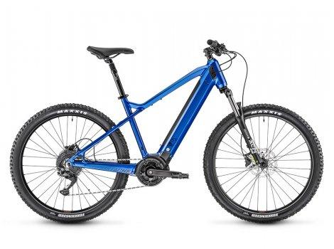 VTT électrique Moustache Bikes SAMEDI 27 OFF 2 Bleu -2021