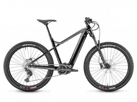 VTT électrique Moustache Bikes SAMEDI 27 OFF 4 Noir-2021
