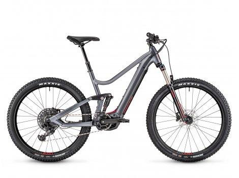 VTT électrique Moustache Bikes SAMEDI 27 WIDE 2-2021